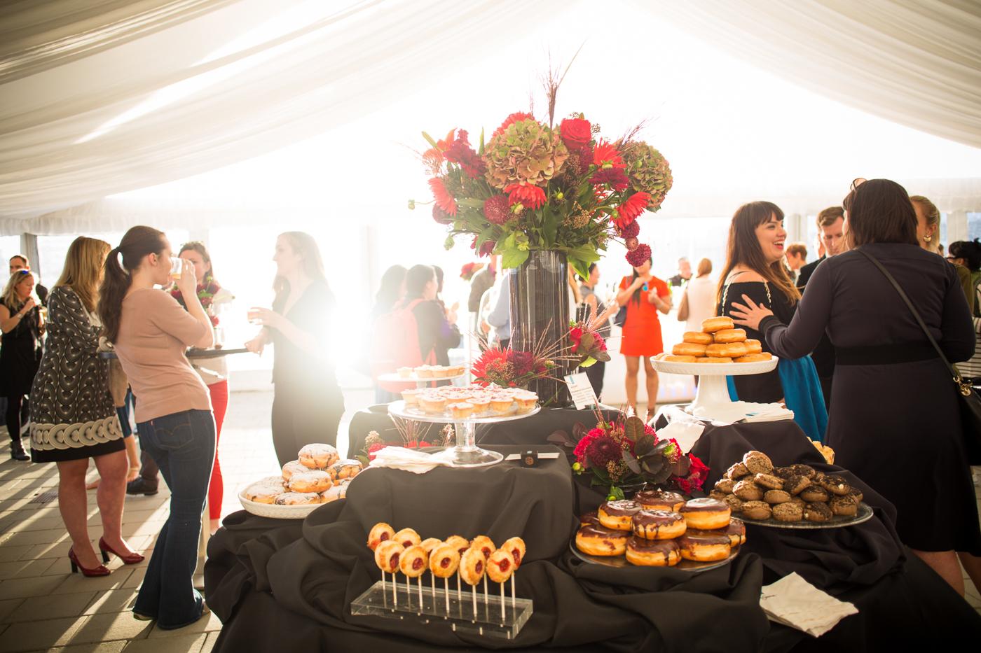 Lazy Gourmet Fall Winter Menu Launch Event 2016